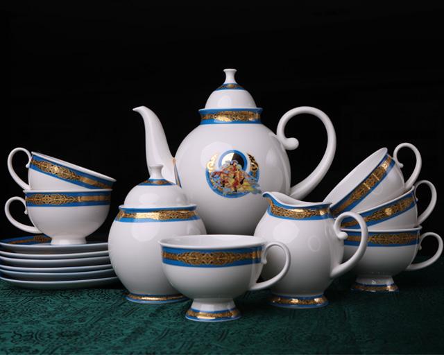 伟德betvictor手机瓷马背神话伟德国际娱乐1946茶具